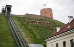 S. Skvernelis: dėl Gedimino kalno bus skelbiama ekstremali situacija