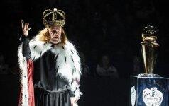 Ž. Surintas: Karaliaus Mindaugo taurės varžyboms šiemet Europoje nebus lygių