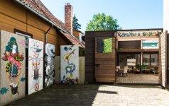 Kavinė Ramybės galerija