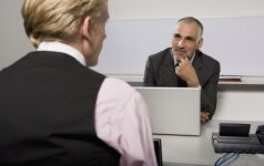 Kokio atlyginimo prašyti per darbo pokalbį?