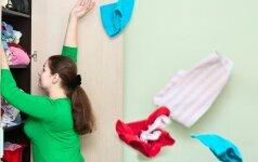 Kaip sutvarkyti namus vos per 30 minučių?