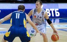 """""""Neptūno"""" krepšininkai pergale baigė savo pasirodymą Europos taurės turnyre"""