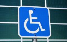 Neįgaliesiems sudarytos geresnės sąlygos įsidarbinti