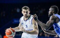L. Kisielius ir D. Milka pateko į FIBA Čempionų lygos antrą atrankos etapą