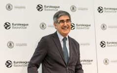 """""""Žalgirio"""" rungtynėse Londone lankysis Eurolygos vadovas J. Bertomeu"""