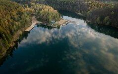 Liūdnos prognozės: ežerai, kuriuos turėsime pamiršti