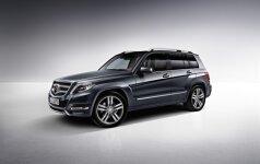 Kelerių metų senumo Mercedes-Benz GLK, TUV ekspertų vertinimu, yra vienas patikimesnių automobilių