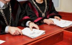 Rezonansinėje byloje Norvegija paprašė Lietuvos teismo pagalbos