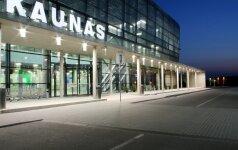 Kauno oro uoste dirbs keli šimtai darbuotojų iš Vilniaus