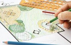 Nedidelio sodo planavimas: ką galima nuveikti žiemą?