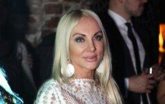 Apranga-apgavikė: Renata Kovtun atrodė lyg nuoga