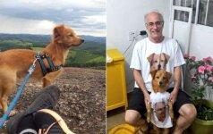 Visą gyvenimą vyras nemėgo šunų: sūnaus poelgis privertė persigalvoti