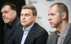 Įdomus D. Adomaičio pasirinkimas: rinktinės trenerių štabe – ir R. Šiškauskas