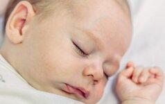 Jaunas tėtis kai ką sugalvojo kūdikiams, kurie prastai miega