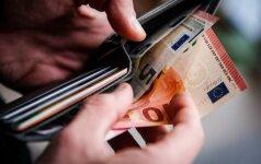 Iš kredito unijos galimai pasisavinta 2,7 mln. eurų