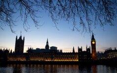 Paslaptingas viduramžių vienuolynas Londono širdyje pirmą kartą atveria duris