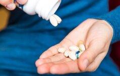 Jau nebejuokinga, kas vyksta su išlaidomis vaistams
