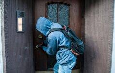 Nepasisekė Šilutės r. gyventojams: įsibrovėliai iš namų išnešė turto už 13 tūkst. eurų