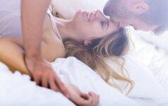5 rytinio sekso taisyklės: turite tai žinoti