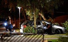 Švedijoje per ginkluotą išpuolį sužeisti keturi žmonės