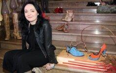 Avalynės dizainerė R. Rimšelienė pataria – kokius batus rinktis šią žiemą