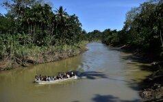 Papua Naująją Gvinėją sukrėtė 8 balų žemės drebėjimas, paskelbtas cunamio pavojus