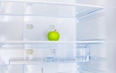 13 produktų, kurių nereikėtų laikyti šaldytuve