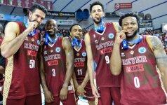 Gedimino Oreliko klubas – FIBA taurės laimėtojas