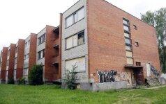 Nykstanti Lietuva: tarp parduodamo turto – ir butai už pora tūkstančių