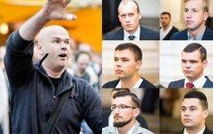 Lemiama akimirka: atversta byla dėl kompozitoriaus T. Dobrovolskio nužudymo