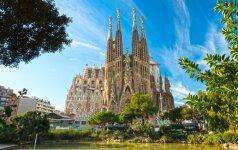 Ispanija nebesusidoroja su turistų srautu ir svarsto apie mokesčius
