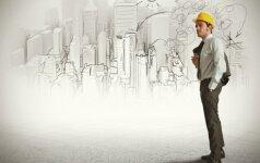 Namo statyba: kokiems darbams neverta taupyti lėšų?