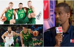 NBA analitikas – apie M. Kalniečio ateitį, J. Valančiūno vargus ir kitų lietuvių perspektyvas