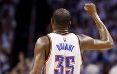 Ar D. Sabonis žais su NBA žvaigžde? K. Duranto planuose – susitikimai su 6-iais klubais