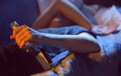 Populiarus alkoholio priedas gali sukelti maniakinį apsvaigimą