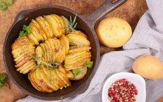 12 būdų paruošti bulves: paprasta ir nepaprastai skanu!