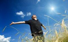 Keturi paprasti būdai sveiko gyvenimo būdui sustiprinti
