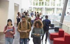 Ruoštis užsienio universitetams reikia kaip grožio konkursui – iš anksto ir atsakingai