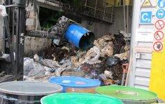 Suomių bendrovė norėtų importuoti į Lietuvą atliekas