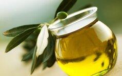 Uždrausta vartoti įtartinos kokybės alyvuogių aliejų