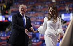 Melania Trump, M. Trump