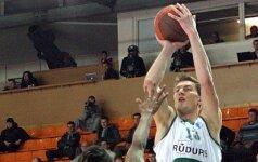 A.Urbutis: noriu įsitvirtinti Pezaro komandoje bei Italijos krepšinyje
