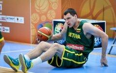 Graikijos krepšinio čempionas devintą pergalę šalies pirmenybėse iškovojo ir be J. Mačiulio pagalbos