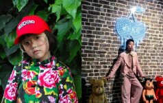 Japonų stilingi vaikai