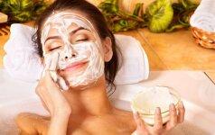 5 minučių ritualas, atgaivinantis odą