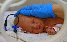 Lengvas nėštumas = sunkus gimdymas? Skaitytojos istorija