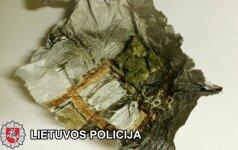 Narkotikų platintojus pajūrio kurortuose pareigūnai skaičiuoja dešimtimis