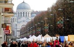 Mugę Kauno centre ir toliau rengs Lietuvos šeimų ūkininkų sąjunga