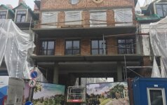 Užupyje naujų namų statybas sustabdė pranešimas apie skaudžią nelaimę: skambutis melagingas