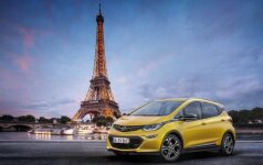 Opel Ampera-e debiutuos Paryžiuje